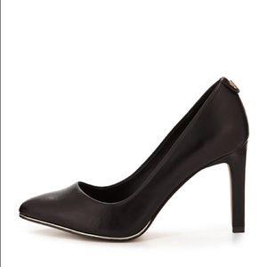 Shoes - Elliot luca LEATHER black pumps